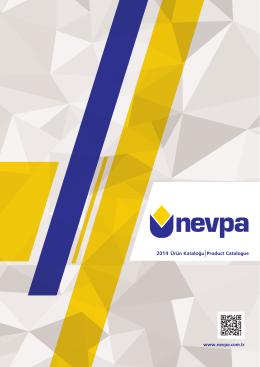 e-Catalog Click to view Nevpa E