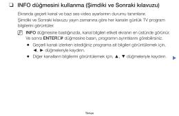Samsung UE40H5003 Kullanım Kılavuzu (TR)