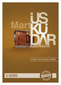 19 MART - Üsküdar Belediyesi
