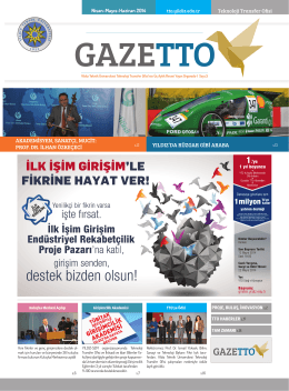 Nisan-Mayıs-Haziran 2014 - YTÜ TTO Admin Panel Girişi