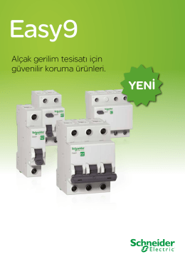 Easy 9 katalog - Schneider Electric