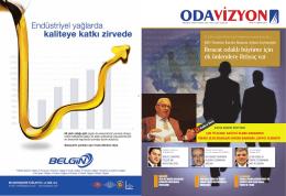 Nisan 2014 Sayısı için tıklayın