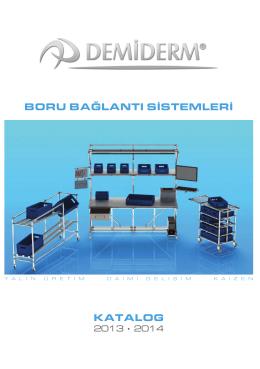 katalog boru bağlantı sistemleri