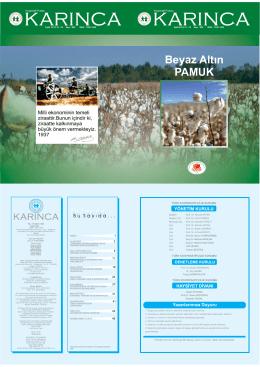 İndir (PDF, 3.28MB) - Türk Kooperatifçilik Kurumu