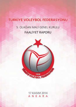 tıklayınız - Türkiye Voleybol Federasyonu