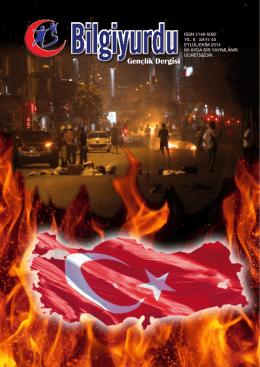 Gençlik Dergisi - bilgiyurdu gençlik eğitim ve kültür derneği