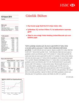 03-11-14 - HSBC Portföy Yönetimi