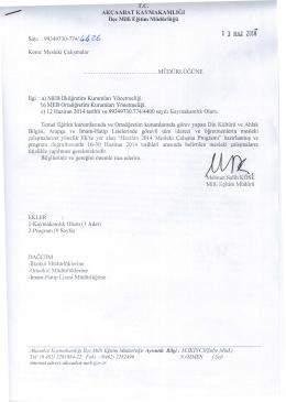 1 3 HAL 2014 - Akçaabat İlçe Milli Eğitim Müdürlüğü