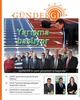 Yıl:2 Sayı 5 Ocak-Şubat-Mart 2014