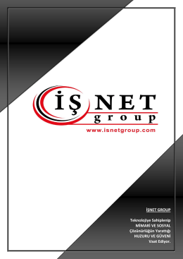 katalog - isnet group