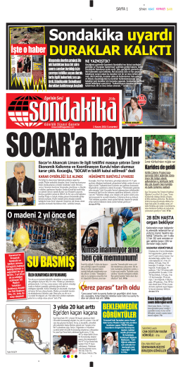 izmir - Sondakika Gazetesi