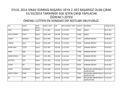 SSK BİTİRME ÖĞRENCİLERİ.xlsx