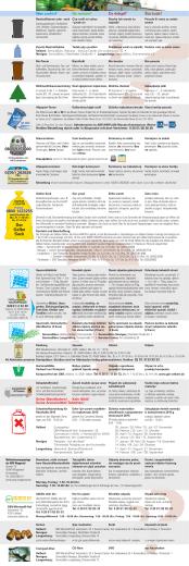 Abfallkalender 2015 - Technische Betriebe Velbert