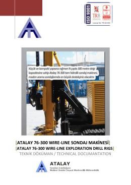 ATALAY 76-300 wıre-lıne