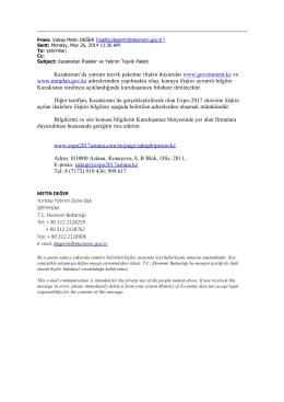 2014 Yönetim Kurulu Toplantısı Karşılaştırma