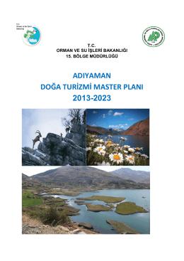 Doğa Turizmi Master Planı