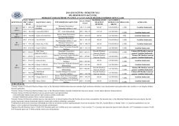 2014-2015 eğitim - öğretim yılı diş hekimliği fakültesi merkezi