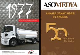 Kasım-Aralık - Ankara Sanayi Odası