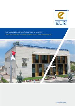 Elektrik İnşaat Müşavirlik Proje Taahhüt Ticaret ve Sanayi A.Ş
