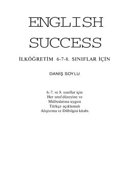 ENGLISH SUCCESS - İngilizce Hocam