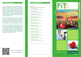 FİT Health Insurance Brochur (English)