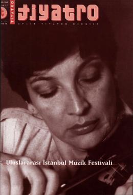 söyleşi - Tiyatro Dergisi