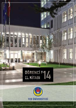 Öğrenci El Kitabı (PDF)