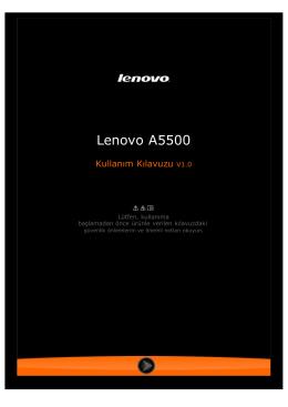 Lenovo A5500
