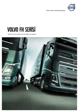 Volvo FH serisi