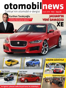 test sürüşü - OtomobilNews