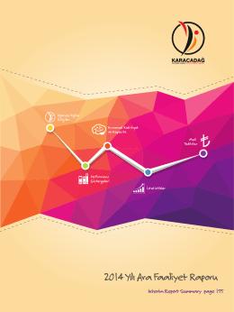 2014 Aralık Faaliyet Raporu
