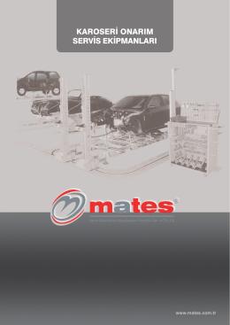 karoseri onarım servis ekipmanları