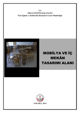 Mobilya Ve İç Dekorasyon