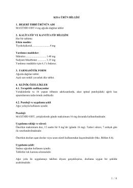 Temiz KUB - Ilacprospektusu.com