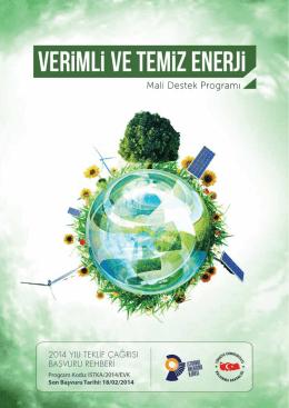 Verimli ve Temiz Enerji Mali Destek Programı