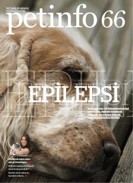Ağustos - Petinfo Dergi