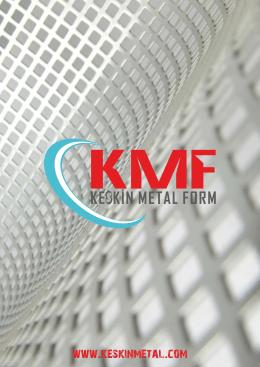 pdf olarak indir - Keskin Metal Form
