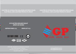 kablo sistemleri ve malzemeleri