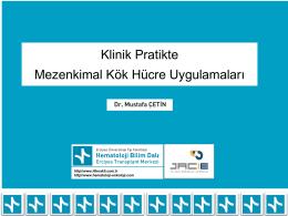 2014 - Prof.Dr. Mustafa Çetin