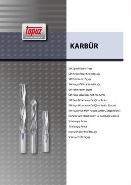 KARBÜR - Topuz LTD