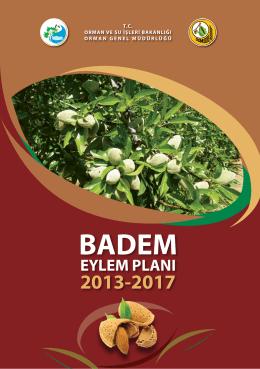 Badem Eylem Planı - Orman Genel Müdürlüğü