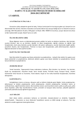 harita6 - Uluborlu Selahattin Karasoy Meslek Yüksekokulu