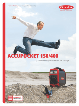 AccuPocket 150/400