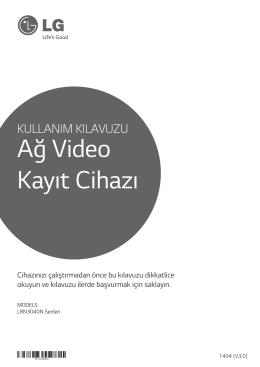 Ağ Video Kayıt Cihazı