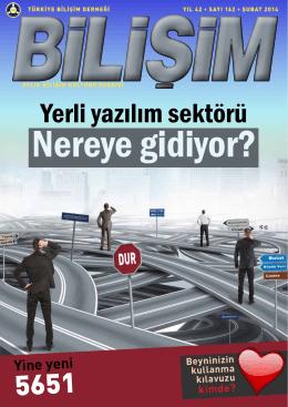 Dosya - Bilişim Dergisi