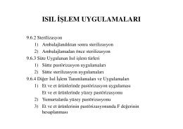 Temel İşlemler (9. slayt)