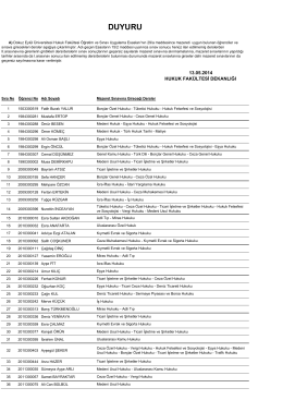 (2013-2014 2.Aras\375nav Mazeret Komisyon Raporu DUYURU.xls)