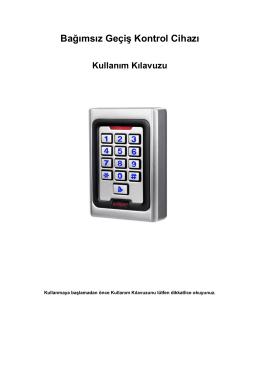 K4- MINI Access Controller