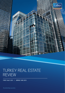 turkey real estate revıew