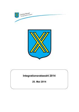 Ergebnis 2014 - Stadt Castrop